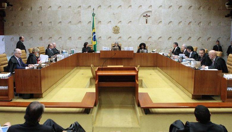 Foto do STF pela Agência Brasil